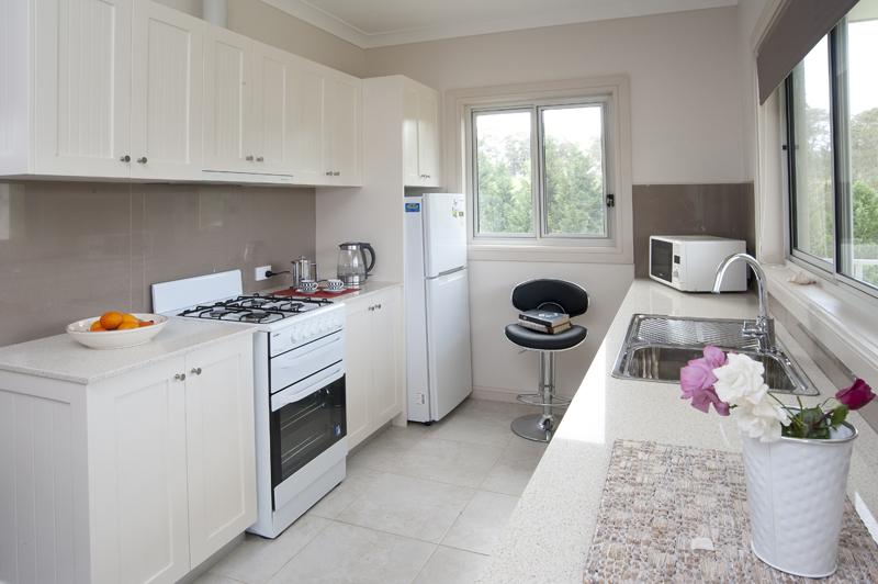Hills View Kitchen