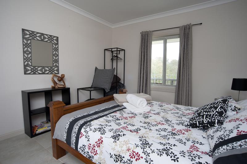 Hills View Queen Bedroom