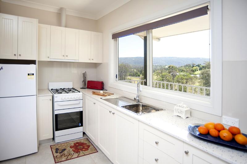 Mountain View Kitchen